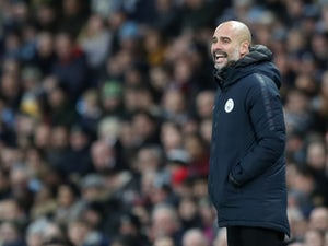 Manchester City determined to keep up pressure in title race – Pep Guardiola