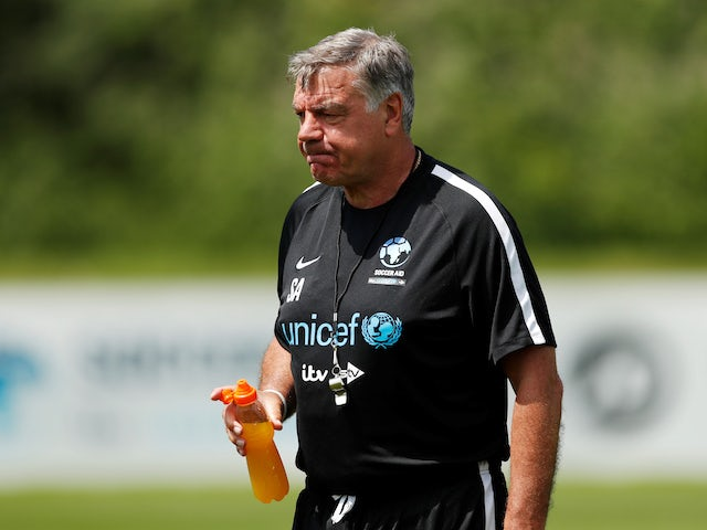 Sam Allardyce interested in vacant Watford job