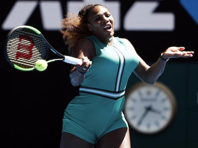 Result: Serena Williams eases through as Naomi Osaka and Elina Svitolina survive scares