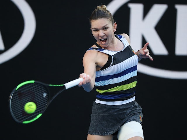 Result: Simona Halep on cusp of returning to world number one