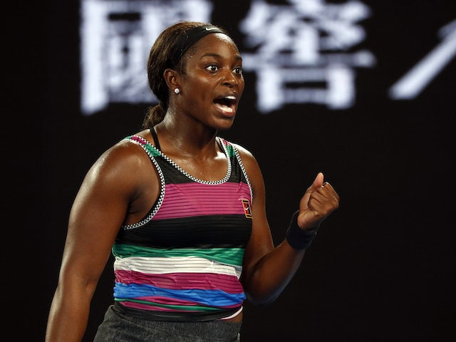 Result: Stephens to face Konta in French Open last eight