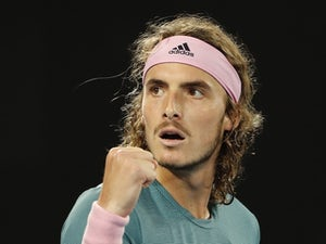 Tsitsipas books debut slam semi-final with victory over Bautista Agut