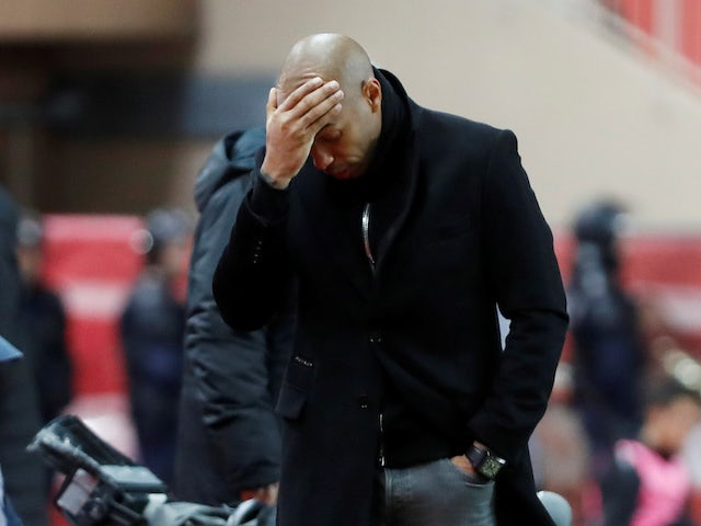 Barcelona 'considered appointing Henry as manager'