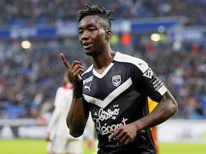 Karamoh's superb goal earns Bordeaux win at Angers