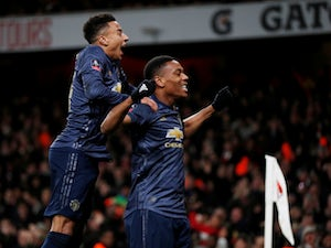 United knock out Arsenal to maintain winning run