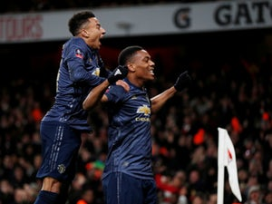 Arsenal players claim Lingard celebration motivated them to beat United