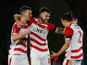 Whiteman takes Doncaster into last 16 of FA Cup