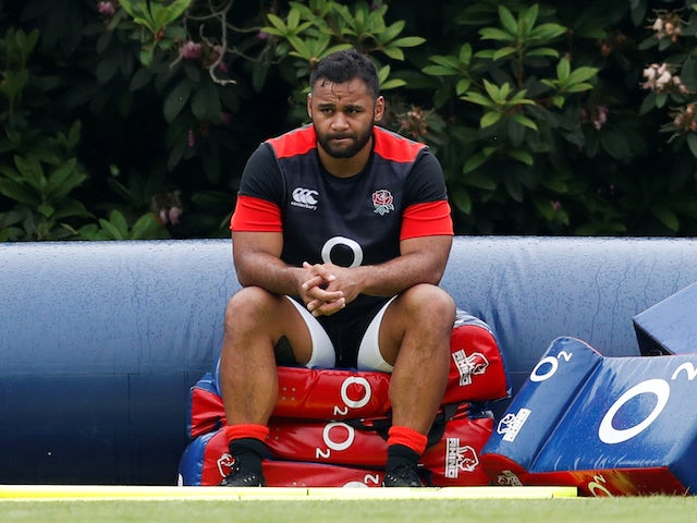 Vunipola vows not to be a silly Billy in Dublin