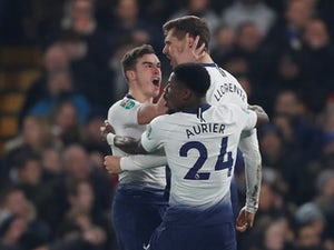 How Tottenham could line up against Palace