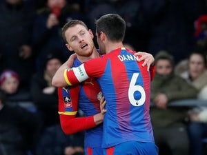 Spurs knocked out of FA Cup by Palace