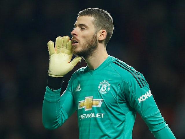 De Gea to wait until January for new Man Utd deal?