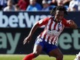 Gelson Martins in action for Atletico Madrid in November 2018