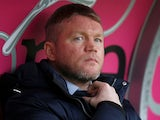 Grant McCann in charge of Doncaster Rovers on January 26, 2019