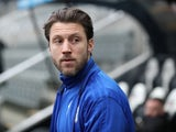 Cardiff City midfielder Harry Arter watches on during his side's Premier League clash with Newcastle on January 19, 2019