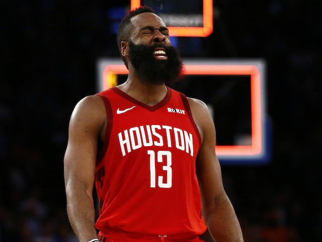 Result: Rockets win but Harden sees 30-point scoring streak end at 32 games