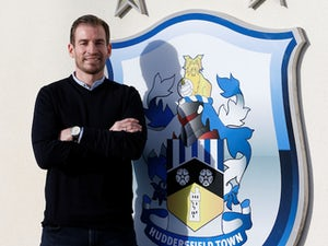 New Huddersfield Town manager Jan Siewert pictured on January 22, 2019