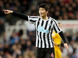 Ki Sung-yueng in action for Newcastle United on December 9, 2018