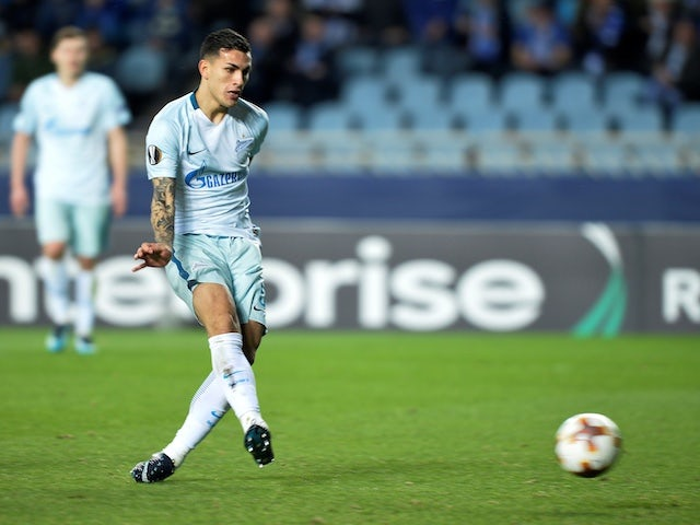 PSG sign Leandro Paredes from Zenit