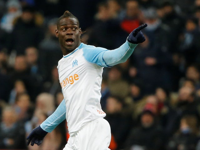6bca6e4c8d685 Mario Balotelli: I want to stay with France's biggest club Marseille ...