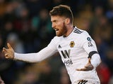 Matt Doherty salvages a draw for Wolves on January 29, 2018