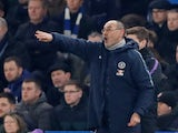 Chelsea manager Maurizio Sarri pictured on January 24, 2019