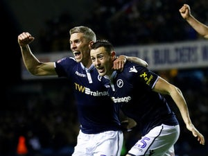 Millwall dump Everton out of FA Cup as Murray Wallace hits stoppage-time winner