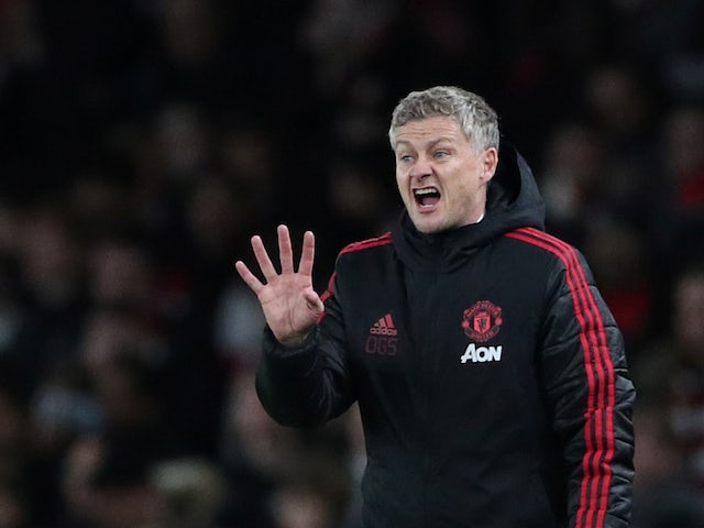 Solskjaer merits full-time Manchester United job - Ranieri