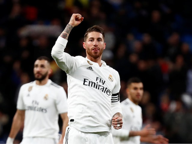 Ramos: 'Real Madrid can catch Barcelona'