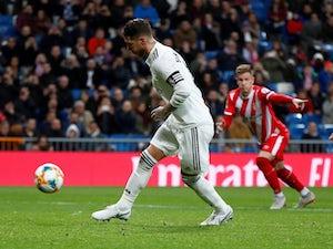 Zidane 'will not sanction Ramos exit'