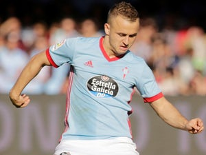 Stanislav Lobotka in action for Celta Vigo in October 2017