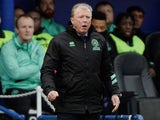 Steve McClaren in charge of QPR on January 26, 2019
