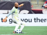 Tim Howard in action for Colorado Rapids in March 2018