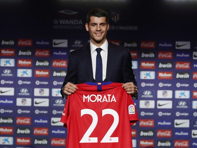 Alvaro Morata to remain on loan at Atletico?