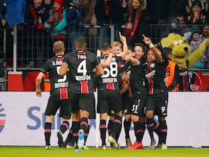 Bayer Leverkusen fight back to end Bayern Munich's winning run