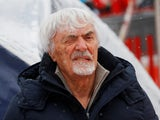 Bernie Ecclestone pictured on January 25, 2019