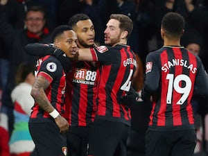 Bournemouth hit four past stunned Chelsea