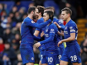 Chelsea bounce back with five-star showing