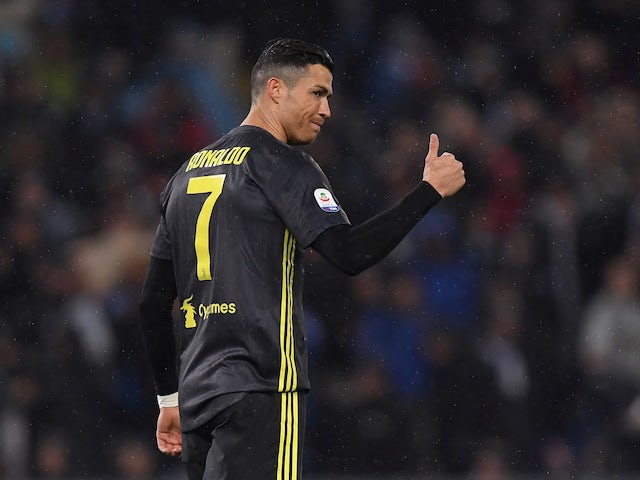 Check out the best of Cristiano Ronaldo against Parma
