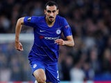 Davide Zappacosta in action for Chelsea in the Europa League on October 25, 2018