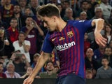 Barcelona's Denis Suarez pictured in May 2018