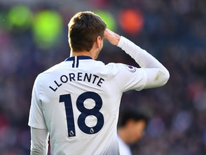 Llorente 'knocks back Tottenham approach'
