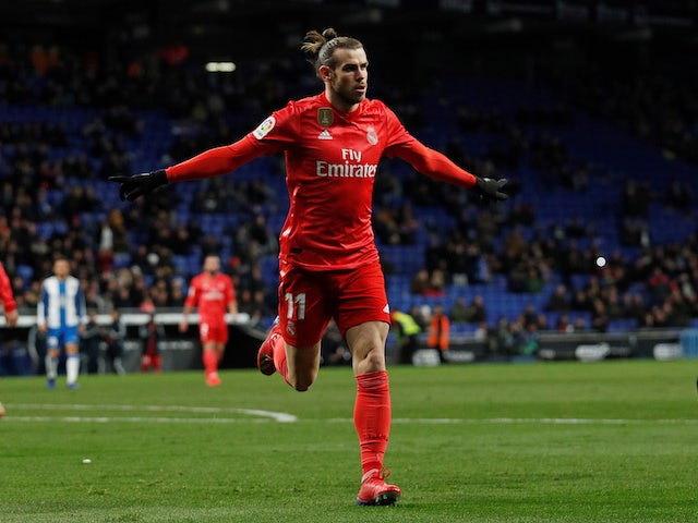 Bale earns Solari praise after netting on winning Real Madrid return