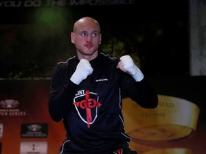Former world super-middleweight champion George Groves retires
