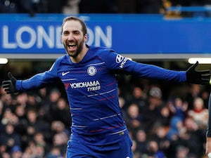 Chelsea 'confident of lowering Higuain fee'