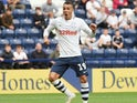 Graham Burke scores for Preston North End on August 18, 2018