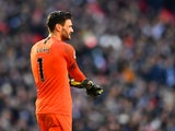 Tottenham Hotspur goalkeeper Hugo Lloris watches on against Newcastle on February 2, 2019