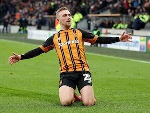 Hull see off Stoke as debutant Vokes misses penalty