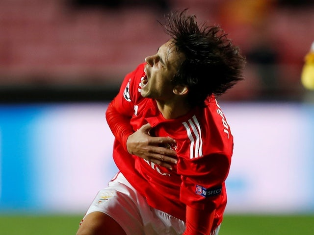 Wolves 'favourites to land Joao Felix'