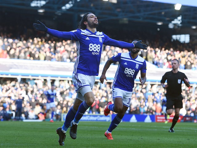 Result: Birmingham guarantee survival and leave Rotherham on the brink