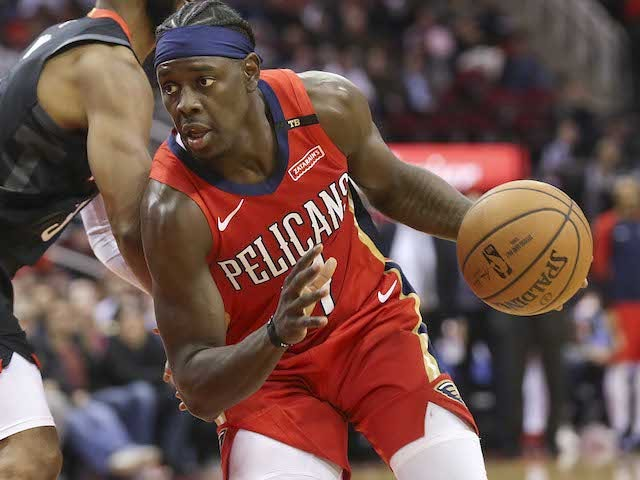 Result: New Orleans Pelicans end losing run with victory over Houston Rockets
